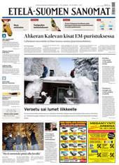 Etelä-Suomen Sanomat (2 viikkoa)