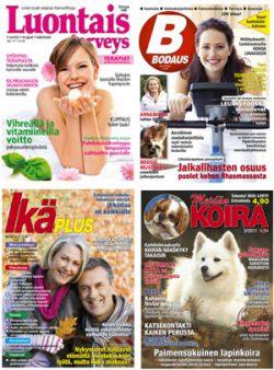 Näytelehti (4 eri lehteä, valitse 1)