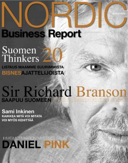 Nordic Business Report -lehti [FB]