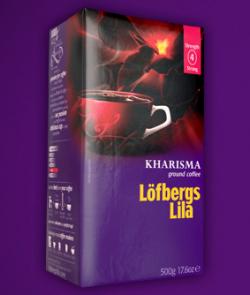 Löfbergs Kharisma -kahvi [FB]
