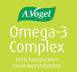 Vogel Omega-3 Complex -kapselit [FB]