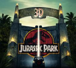 Jurassic Park 3D -elokuvan ennakkonäytös