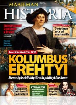 Maailman Historia -lehti (2 numeroa)