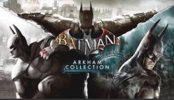 Batman-kokoelma 6 peliä (Epic Games)