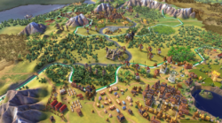 Civilization VI -peli (Epic Games)